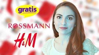 Alışveriş   Gratis, Rossmann ve H&M Kozmetik Alışverişim 🛍️