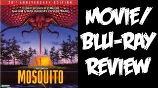 MOSQUITO (1995) - Movie/Blu-ray Review