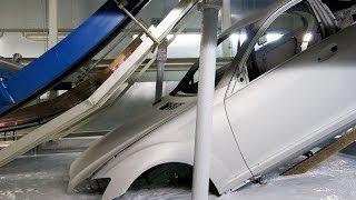 Paint Factory - 2015 Mercedes Benz C Class