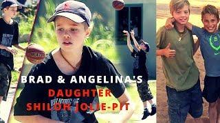 Angelina Jolie and Brad Pitt's Biological Daughter Shiloh Jolie | 2017