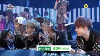 【HD 1080P】130905  Ending - EXO Winner + Encore @ M!Countdown