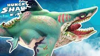 ZOMBIE SHARK!!! - Hungry Shark World | Ep 30 HD