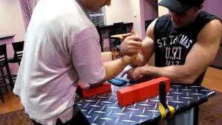Armwrestling Practice, Tue, Jun 12th 2012 - Part 1