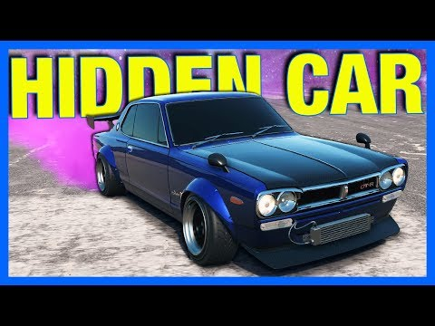 Need for Speed Payback : NEW HIDDEN CAR LOCATION!! (Speedcross Gameplay)