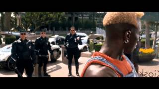 Demolition Man - Simon Pheonix Beats Up Cops