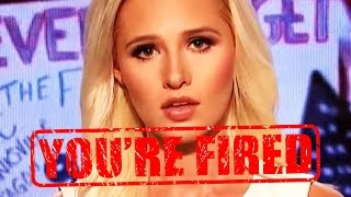 Tomi Lahren FIRED