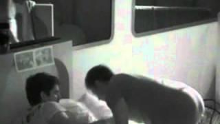 Erick Sandoval y Paco en la cama - (Academia 2011)
