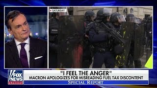 French Ambassador: Protests Against Macron, Fuel Tax Hike Are