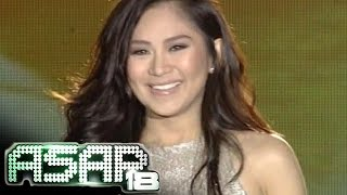 Sarah sings  'It Takes A Man and A Woman' on ASAP 18