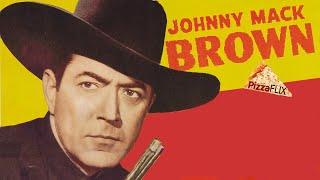 Bar-Z Bad Men (1937) JOHNNY MACK BROWN