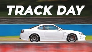 CARVLOG: Persiapan Fast In Fast Out + TRACK DAY!