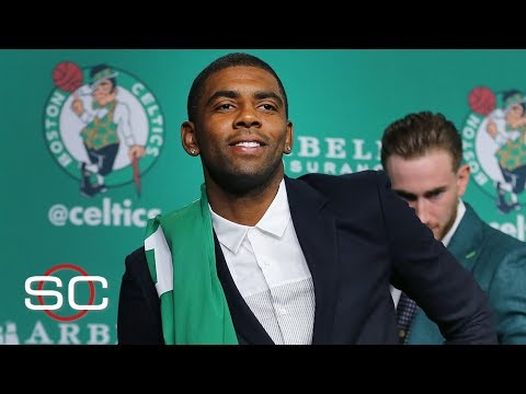 Stephen A. Smith Reacts To Cavaliers Trading Kyrie Irving To Celtics SportsCenter ESPN