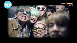 [VIETSUB] [151209] Show Champion BTS with Shos!