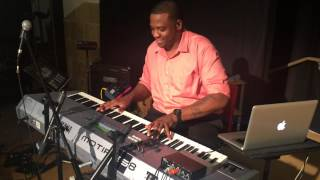 HOW GREAT IS OUR GOD PIANO COVER BY MARCUS STANLEY