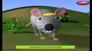 Fox and Rats | Jataka Tales in English | Moral Stories For Children in English
