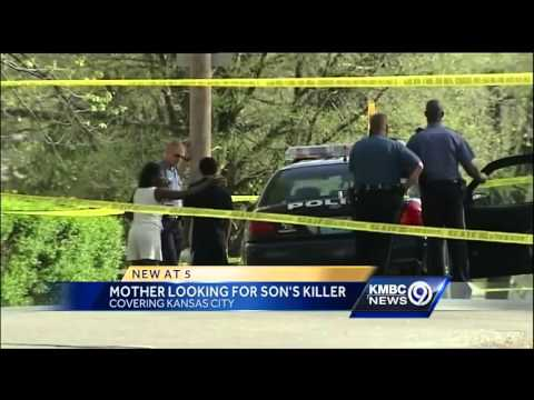 Mom continues search for son's killer