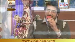 Naat Hi Naat( Tasleem Ahmed Sabri )15th Ramadan 2014)At Qtv.By Visaal