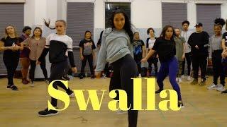 Swalla by @Jasonderulo | Dana Alexa Choreography