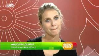 Interview de Mélanie Laurent pour le film Les Adoptés