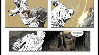 Creating a Good Action Comic | Moon Knight (2014)