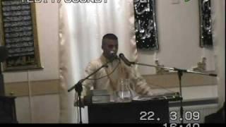 Eid Milad un Nabi - Anjuman e Haideria (Bradford, UK) - Mohammad Tayyub Naqvi - 22 March 2009