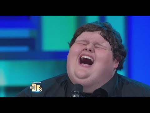 640 Pound Teen With the VOICE OF AN ANGEL