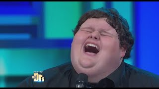 640-Pound Teen With the VOICE OF AN ANGEL!