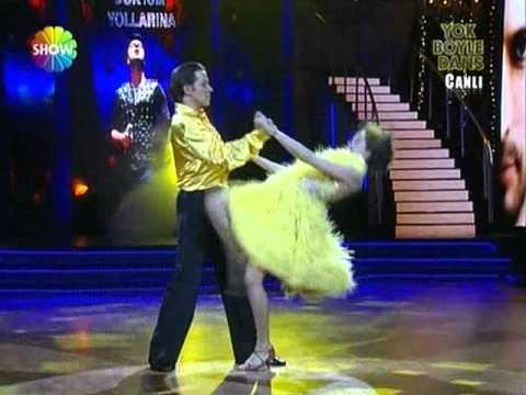 Nikolay Manolov & Azra Akin Salsa Yok Boyle Dans