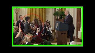 Trump press conference video