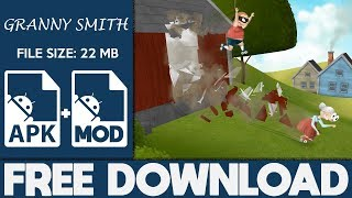 How To Download Granny Smith Apk Mod Free Full Game 2019