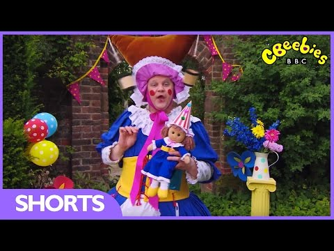 CBeebies Something Special Birthday Party Guests