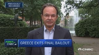 Former Greek finance minister: Crisis far from over in Greece | In The News