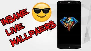 Top 5 Insane 3D Live Wallpapers For Android Devices (JUNE)