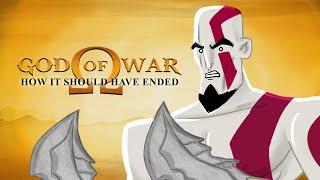 How God Of War Should Have Ended