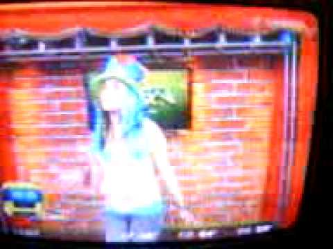 Chicostation Nuevo set 2009 Oriana cuenta su chiste y le ponen Boliche