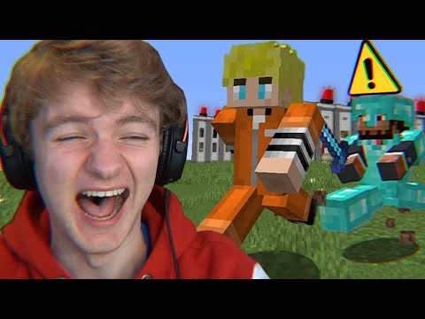 Escaping Minecraft's Funniest Prison