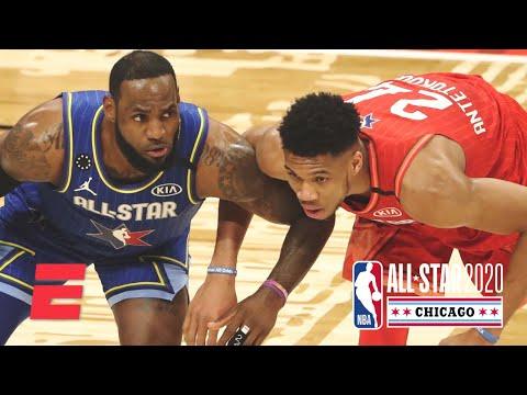 2020 NBA All Star Game Highlights Team LeBron vs. Team Giannis