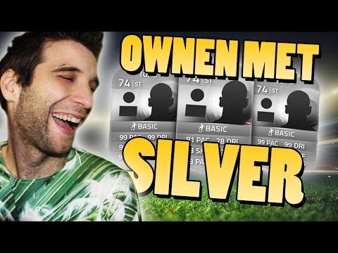 OWNEN MET SILVER TEAM?! FIFA 15 Silver Cup