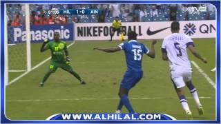 ملخص مباراة الهلال والعين الإماراتي 3-0 - ذهاب نصف نهائي دوري أبطال آسيا