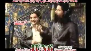 Shaaz Khan  and  Neloo  Film (Jung) pashto nice new song 2012