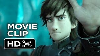 How To Train Your Dragon 2 Movie CLIP - New Face (2014) - Gerard Butler Sequel HD