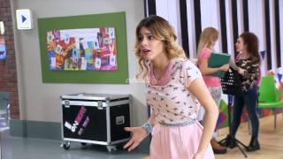 Violetta 3 - Vilu habla con las chicas y Leon con los chicos (Ep 55)