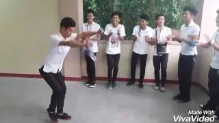 PINOY funny dance steps