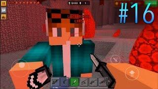 THE KNIFE BATTLE! | Pixel Gun 3D Deadly Games #16