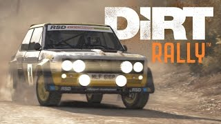 DiRT Rally Nostalgia | 70s/80s Cinematic
