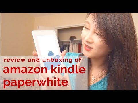 Xxx Mp4 Kindle PaperWhite Unboxing And Review Cherry Tung 3gp Sex