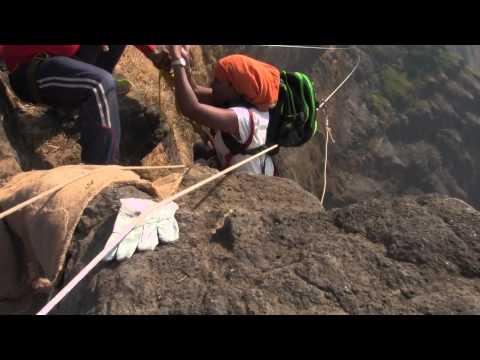 Anupriya's Harishchandra Gadh Trek - Kokan Kada Valley Crossing