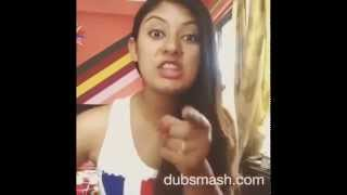Barsha Raut total Dubsmash Collection 2015 || Beautiful  Actress with great Expressions