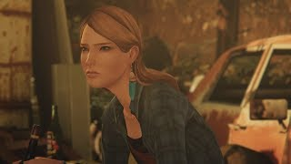 Life is Strange Before The Storm Chloe Rachel Romance & Friendship