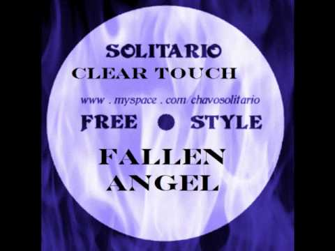 clear touch - fallen angel   - latin freestyle mix